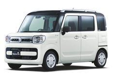 Suzuki Spacia vernieuwd