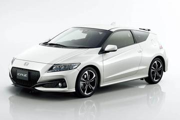 Opnieuw facelift voor Honda CR-Z