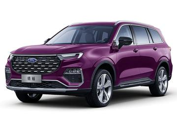 Ford Equator is nieuwe SUV