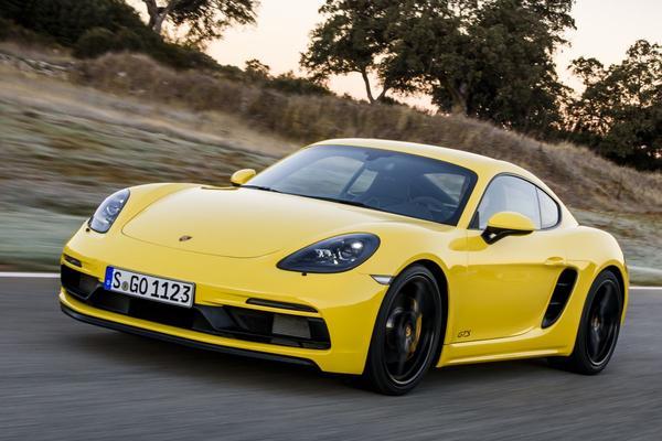 Rij-impressie: Porsche 718 Cayman GTS