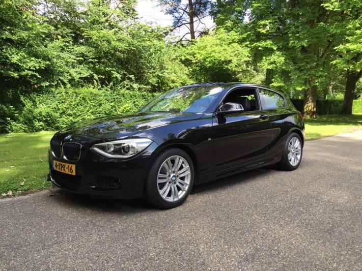 BMW 118i High Executive (2014)