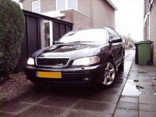 Opel Omega Stationwagon 2.6i-V6 Executive (2002)