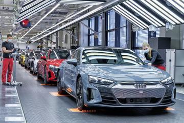 Audi gematigd positief na pittig jaar