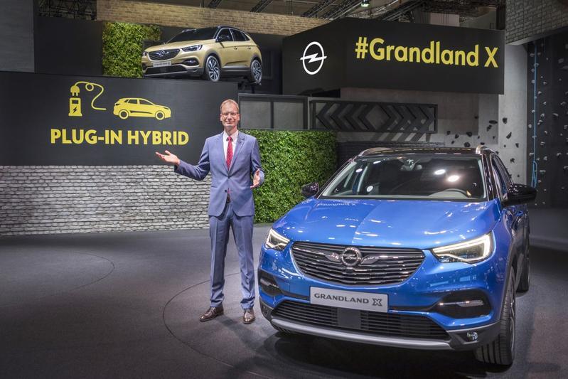 Opel Grandland X Komt Als Plug In Hybride Autoweek Nl