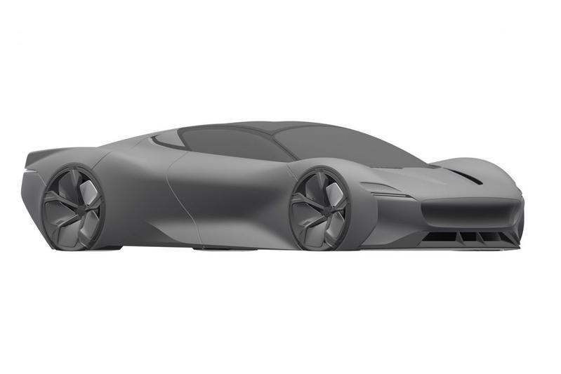 Jaguar patent
