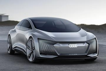 Audi onthult Aicon Concept