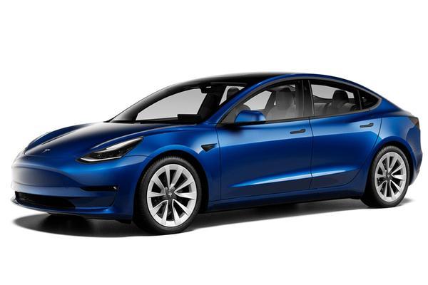 Tesla Model 3 krijgt meer bereik en kleine wijzigingen