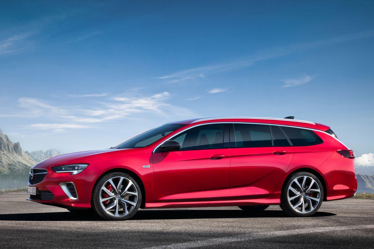 Opel Insignia II Restyling (2019) 26