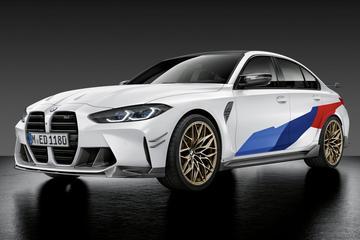 M Performance Parts voor BMW M3 en M4