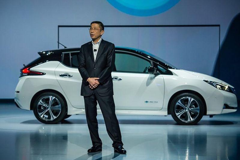 Hiroto Saikawa Nissan