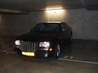 Chrysler 300C 3.0 CRD (2007)