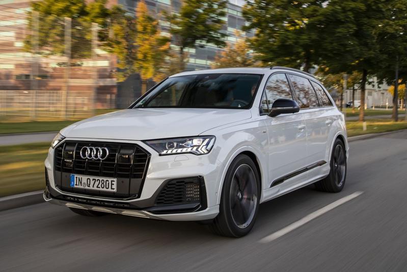 Audi Q7 plug-in 60 TFSI-e