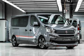Fiat Talento Sportivo Shuttle gepresenteerd