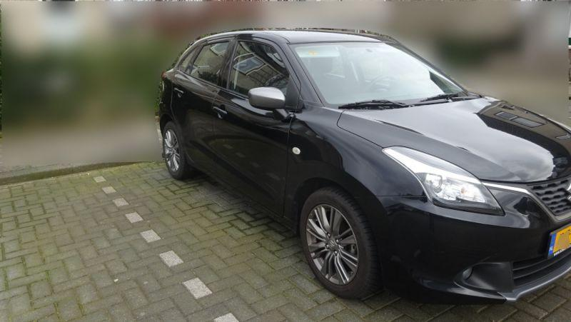 Suzuki Baleno 1.2 Exclusive (2018)