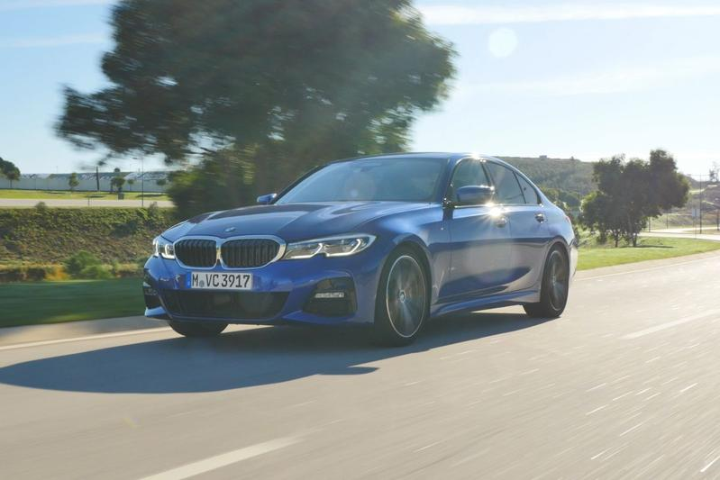 BMW 3-serie - Rij-impressie