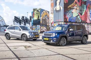 Jeep Renegade - Suzuki Vitara - Dubbeltest
