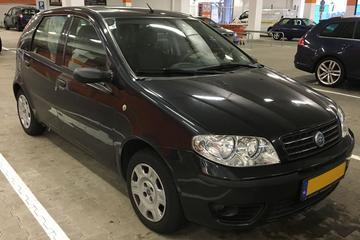 De Tweeling: Fiat Punto - Zastava 10