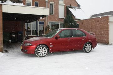 Rover 45 2.0 IDT 113pk Sterling (2005)