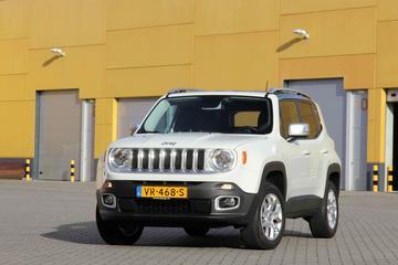 Jeep Renegade nu ook als Van