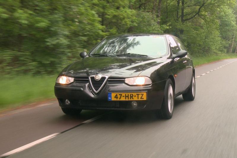 Klokje Rond - Alfa Romeo 156 1.8 TS - 2001 - 481.986 km