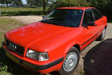 In het Wild: Audi 80