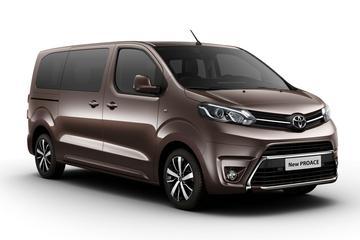 Toyota doet ProAce verder uit de doeken