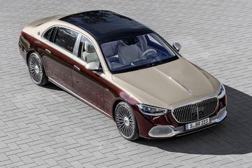 Mercedes voegt Maybach, AMG en G-klasse intern samen
