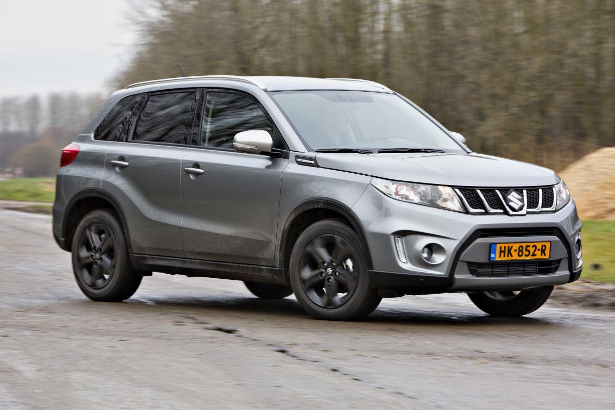 suzuki vitara 1 4 s boosterjet all grip 2016 autotest. Black Bedroom Furniture Sets. Home Design Ideas