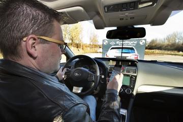 Subaru Levorg Eyesight