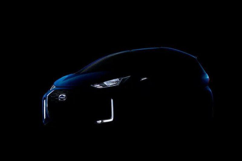 Datsun Redi-Go facelift teaser