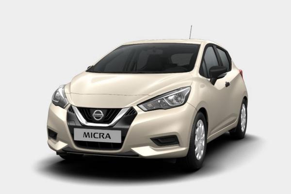 Back to Basics: Nissan Micra