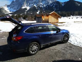 Subaru Outback 2.5i Premium (2016)