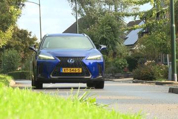 Lexus UX - Achteruitkijkspiegel