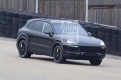 Testwerk nieuwe Porsche Cayenne begonnen