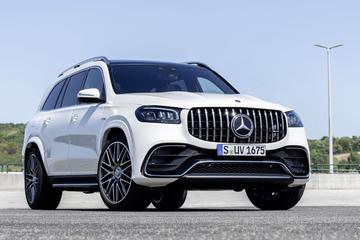 'Mercedes-AMG GLS is meest zinloze SUV'
