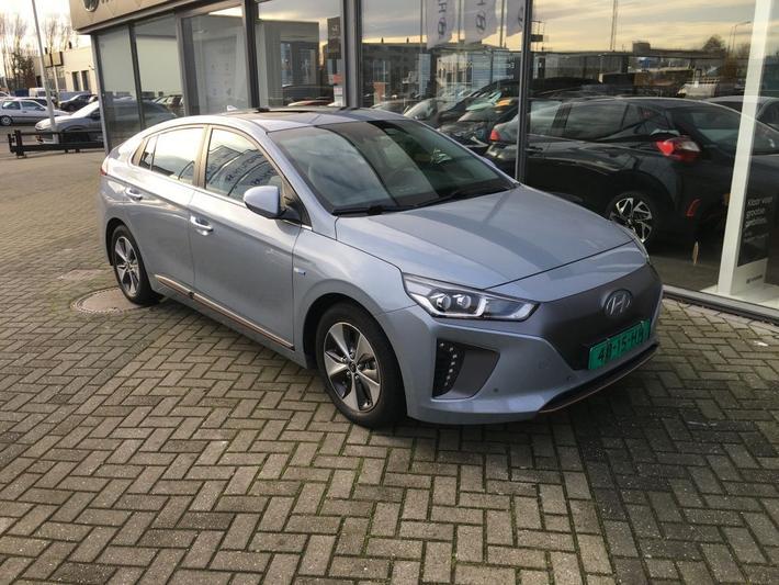 Hyundai Ioniq Electric Premium (2018)