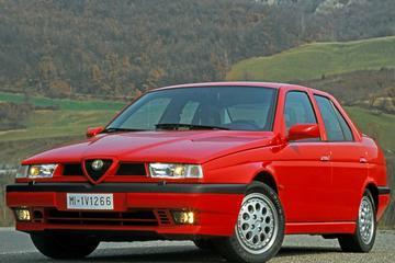 VriMiBolide: Alfa Romeo 155 Q4