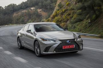 Lexus ES 300h - Eerste rijtest