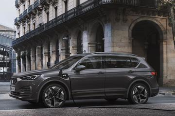 Seat onthult Tarraco FR PHEV