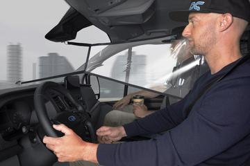 Ford komt met 'coronaschermen' voor Transit