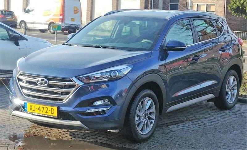 Hyundai Tucson 1.6 GDI Comfort (2018)