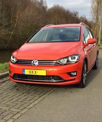 Volkswagen Golf Sportsvan 1.2 TSI 110pk Highline (2014)
