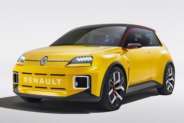 'Nieuwe Renault 5 ongepland, in zes maanden ontstaan'