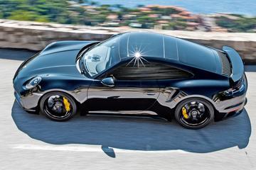 Porsche 911 Turbo - Eerste kennismaking
