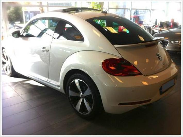 Volkswagen Beetle 2.0 TDI Sport (2013)