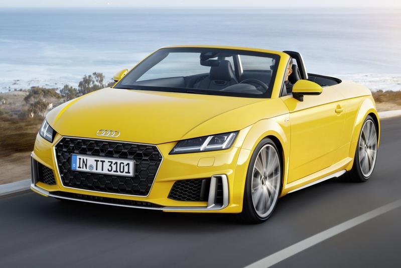 Audi TT 40 TFSI