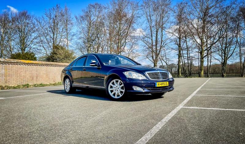 Mercedes-Benz S 450 Prestige Plus (2008)