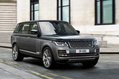 Prijs voor Range Rover SVAutobiography