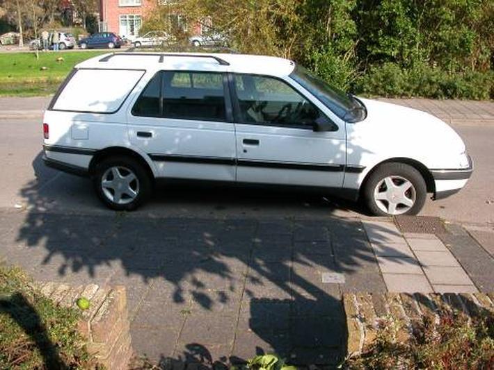 Peugeot 405 Break GRD 1.9 (1993)