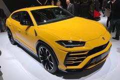 Lamborghini Urus - Genève 2018 Special